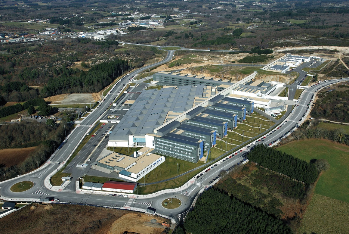 Sanjose constructora - Hospital imq zorrotzaurre ...