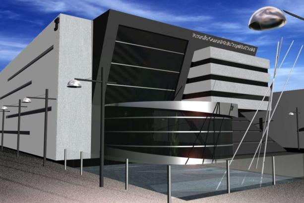 Cartuja i edificio de oficinas de la tesorer a general de la seguridad social de lepe - Oficina seguridad social sevilla ...