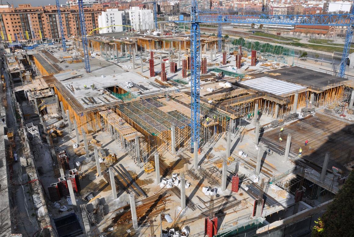 Grupo sanjose centro comercial plaza r o 2 madrid for Centro comercial sol madrid