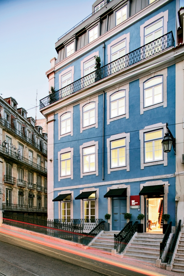 SANJOSE Will Enlarge The 4* Lx Boutique Hotel Of Lisbon