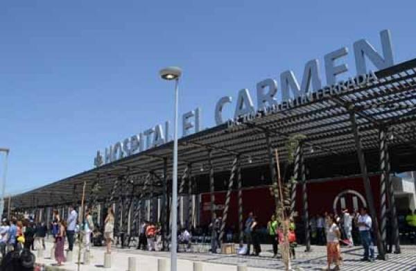 Estudio Cadem: usuarios evalúan positivamente los hospitales concesionados en la Región Metropolitan de Santiago de Chile