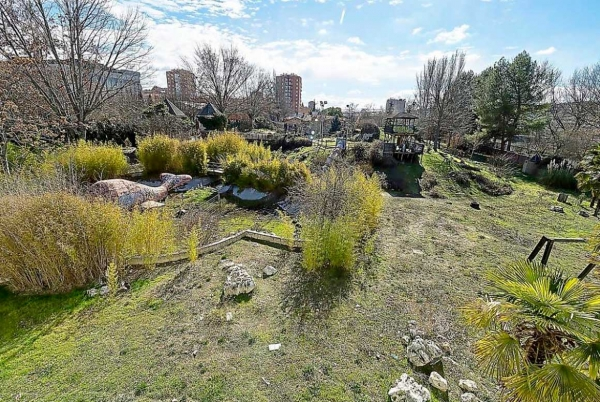SANJOSE will recover the area of the former Juan de Austria Children's Park in Valladolid