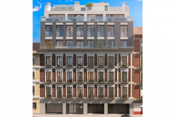SANJOSE will refurbish the residential building located at 4, García de Paredes in Madrid