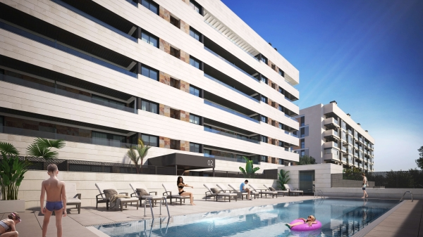 SANJOSE will build the Residencial Lantana Falco Poniente of Córdoba