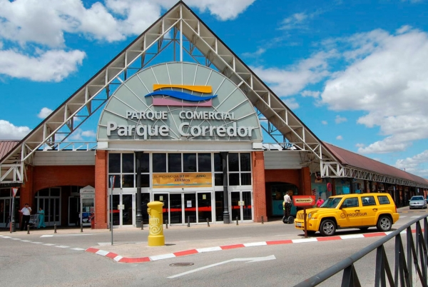 SANJOSE will refurbish the Parque Corredor Shopping Centre in Torrejón, Madrid