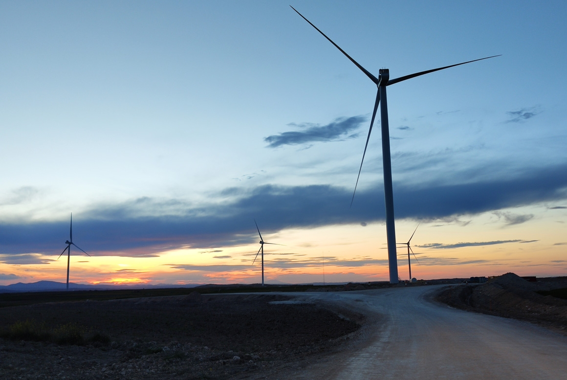 PARQUES EÓLICOS PARA ENEL GREEN POWER, TERUEL
