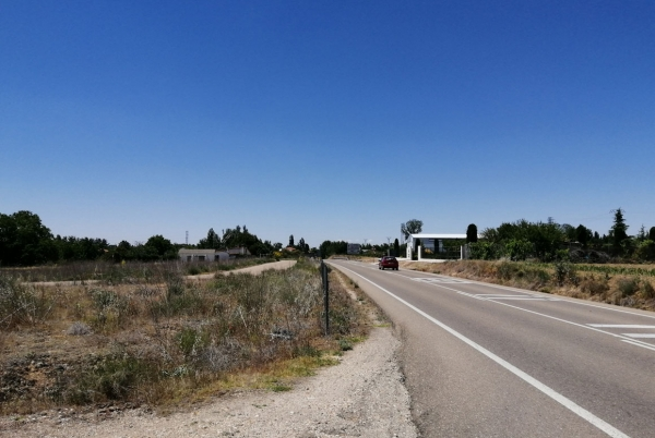 SANJOSE will build the stretch Olivares de Duero - Tudela de Duero of the highway A-11 Autovía del Duero, Valladolid