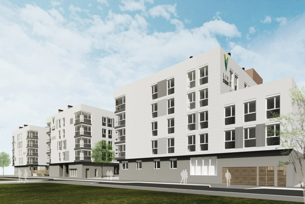 SANJOSE will build a 454-room University Residence in Granada