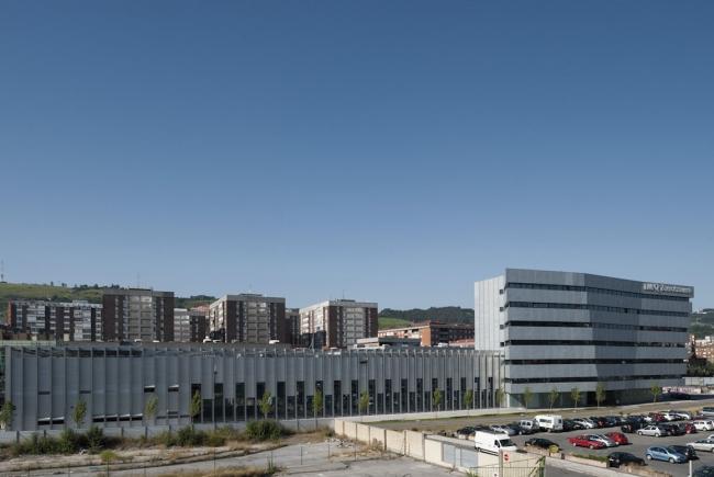 Grupo Sanjose Imq Zorrotzaurre Private Hospital Bilbao