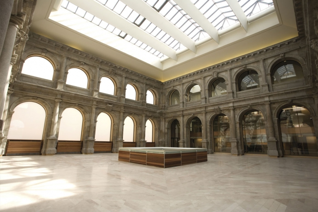 EXTENSION DU MUSÉE NATIONAL DU PRADO, MADRID
