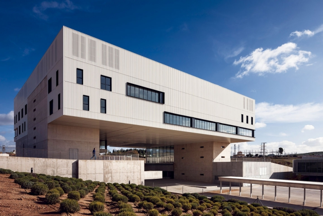 BUILDING FOR KNWOLEDGE TRANSFER AND GENERAL SERVICES, UNIVERSITY OF JAEN