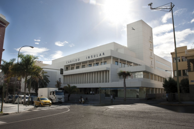 ENLARGEMENT AND RESTORATION WORKS OF THE HOUSE-PALACE OF THE MAYOR OF GRAN CANARIA, LAS PALMAS DE GRAN CANARIA