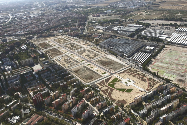 URBANISATION WORKS OF THE ENGINEERING CENTRAL PARK OF VILLAVERDE, MADRID