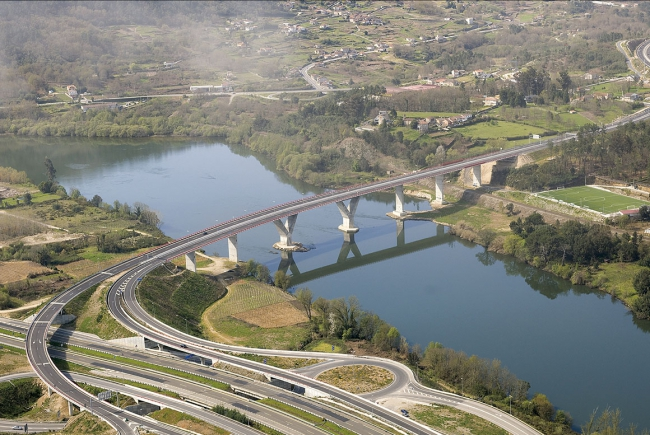 MIÑO RIVER VIADUCT, ORENSE