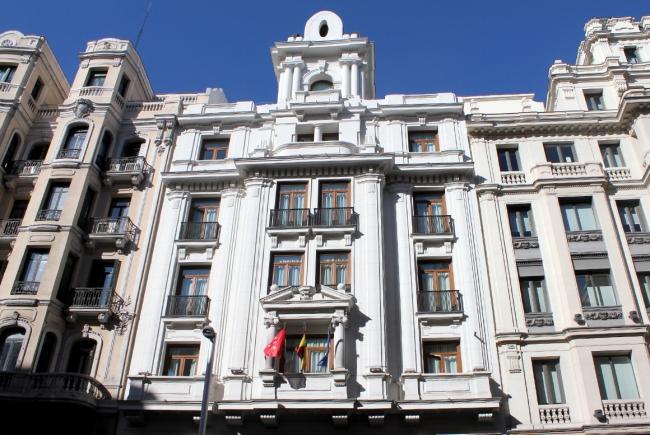 Grupo sanjose 4 h10 villa de la reina gran via madrid - Villa de la reina madrid ...