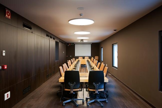Sanjose constructora siege de la chambre officielle du - Chambre du commerce et de l industrie nancy ...