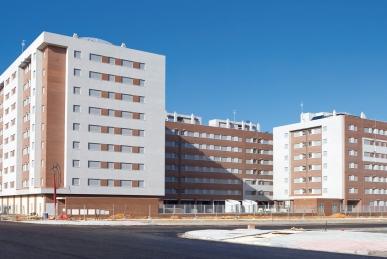 167 VIVIENDAS EN COMPLEJO RESIDENCIAL POLÍGONO AEROPUERTO