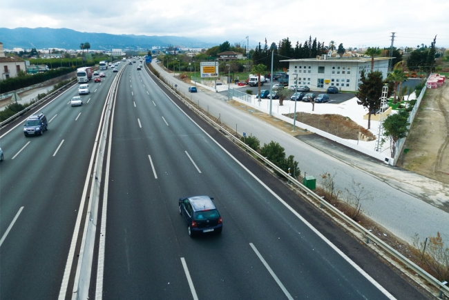 STATE ROADS, SECTOR LORCA