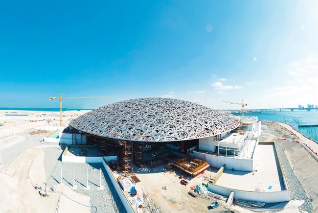 SANJOSE Constructora - LOUVRE ABU DHABI MUSEUM, CULTURAL