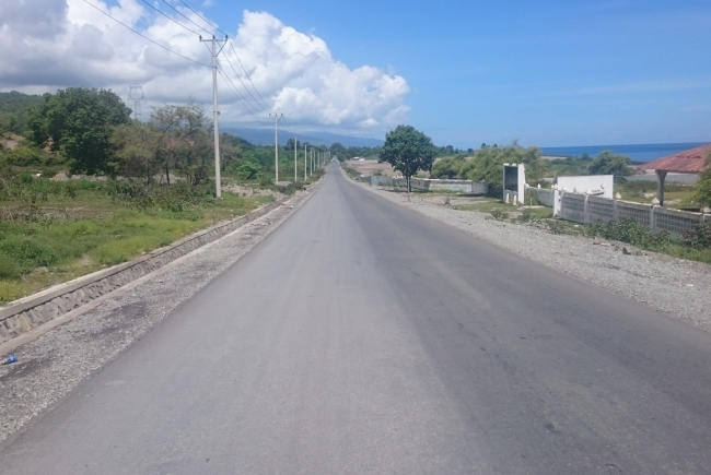 RESTORATION AND MAINTENANCE OF THE ROAD FROM DILI - TIBAR - LIQUICA