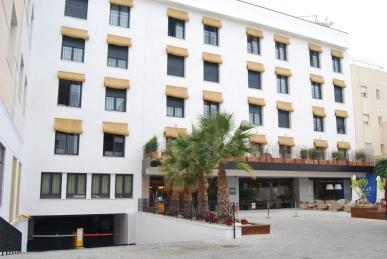 HOTEL ZENIT SEVILLA 4 ESTRELLAS