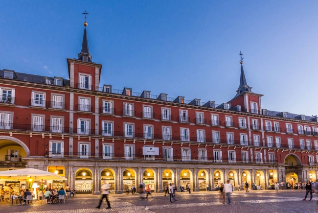 PESTANA COLLECTION PLAZA MAYOR 4* HOTEL, MADRID