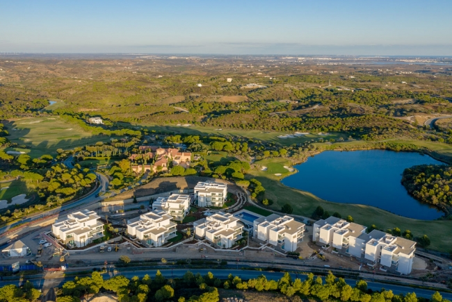 CLUB HOUSES RESIDENCES MONTE REI GOLF & COUNTRY CLUB, VILA NOVA DE CACELA, EL ALGARVE