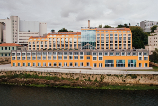 PESTANA DOURO - RIVERSIDE HOTEL & CONFERENCE CENTER 4 ESTRELLAS EN GONDOMAR, OPORTO