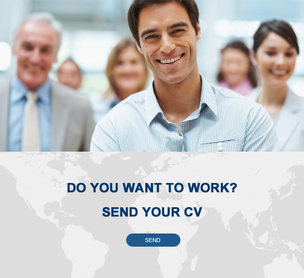 Do you want to work? Send your CV